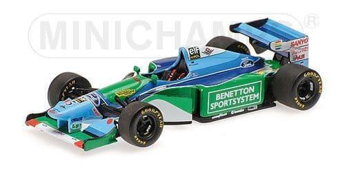 MINICHAMPS 400 940005 - Benetton Ford B194 Bitburger M.Schumacher